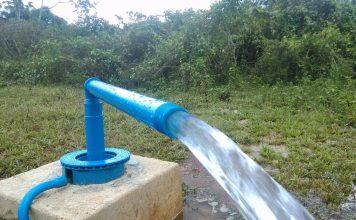 Monitoreo de pozos de agua