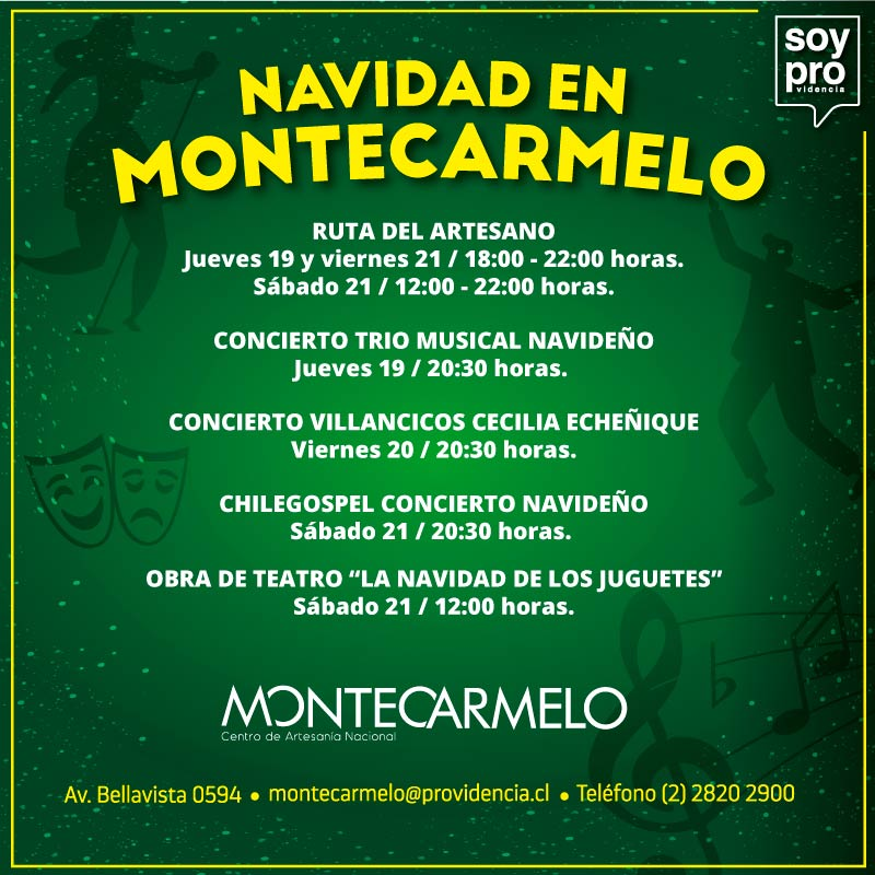 Montecarmelo Providencia