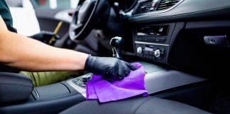 Higienizar automovil covid-por 19