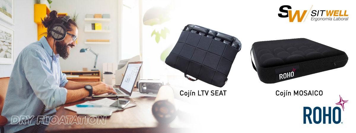 Cojines Ergonómicos para sillas de oficina