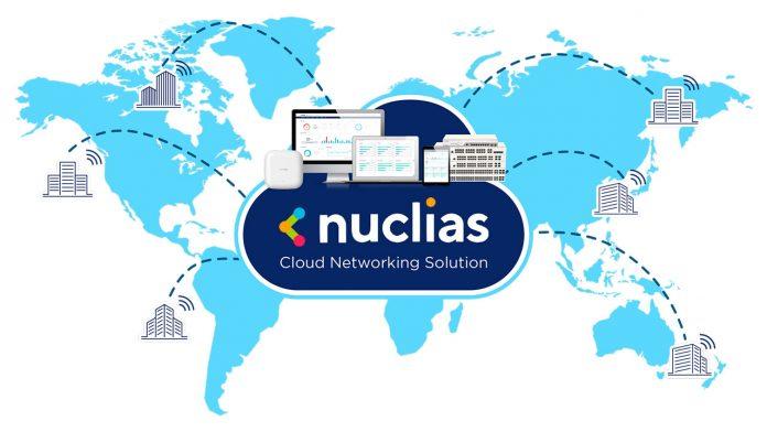 redes Nuclias Cloud wifi