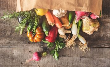 alimentación equilibrada vegetales dieta baja en nutrientes