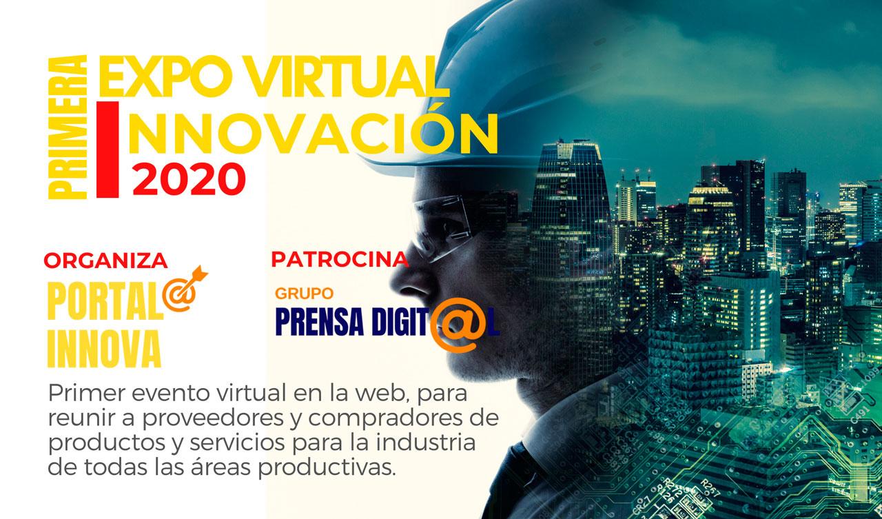 EXPO VIRTUAL INNOVACIÓN 2020