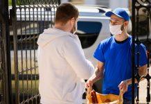 ¿Cómo evitar los contagios a través de los delivery? COVID-19