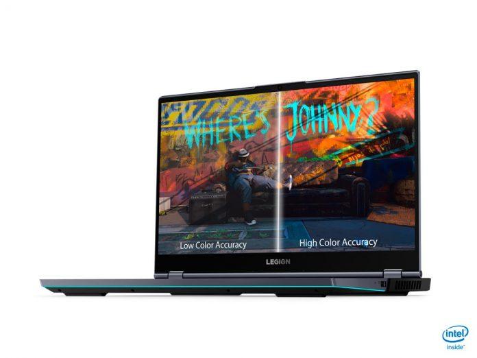 La experiencia de juego se eleva sin límites con el rendimiento potente y el estilo superior de los nuevos Lenovo Legion 5i y 7i