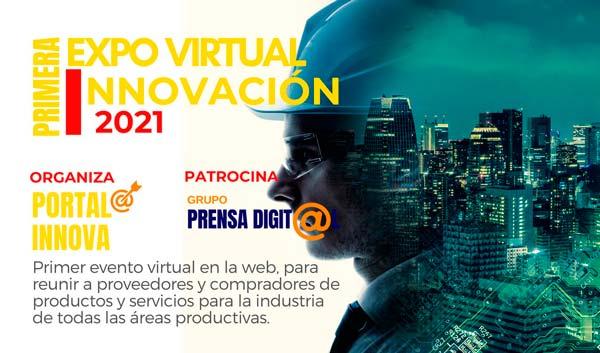 EXPO VIRTUAL INNOVACIÓN 2021