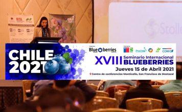 Seminario Internacional Blueberries Chile 2021