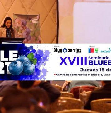 Seminario Internacional Blueberries Chile 2021