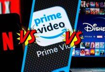 Costos mensuales servicios online de series, música y juegos: Netflix, Disney+