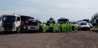 Manejo de Residuos Eco-Cluster: Empresa regional redujo en un 65% residuos industriales de Dp world Lirquen