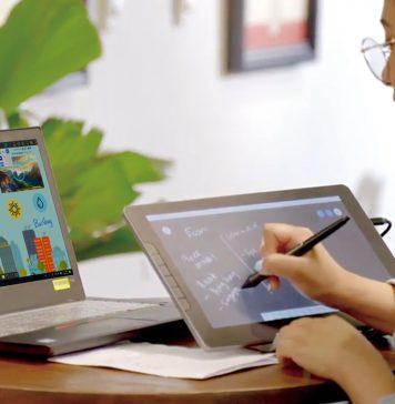 ViewSonic presenta los dispositivos interactivos ViewBoard Pen Display y ViewBoard Notepad