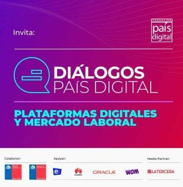 Diálogos País Digital abordará el camino de Chile como un hub de telecomunicaciones digital latinoamericano