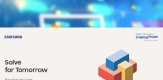 Únete al lanzamiento en vivo del concurso escolar de Samsung Solve for Tomorrow