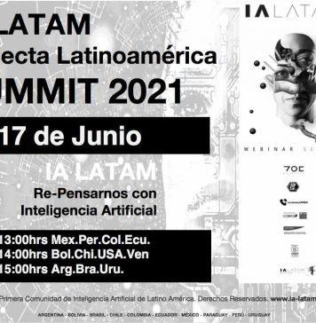 Conecta Latinoamérica Summit 2021 IA-Latam, IncubatecUfro y Corfo preparan gran encuentro latinoamericano de Inteligencia Artificial