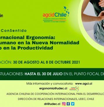 II Curso Internacional de Ergonomía: Bienestar humano en la nueva normalidad y su impacto en la Productividad