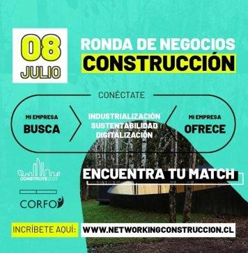 "Ronda de Negocios Construcción ""ACTÍVATE INNOVANDO"""