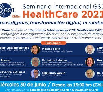Seminario Internacional GS1 HealthCare 2021