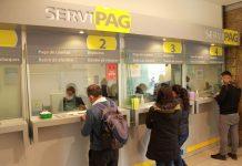 Santander y Servipag firman alianza para ampliar cajas y horarios de atención a los clientes del Banco Desde este mes está operativa la red de sucursales de Servipag para realizar diversos tipos de transacciones en horario extendido, incluso los fines de semana.