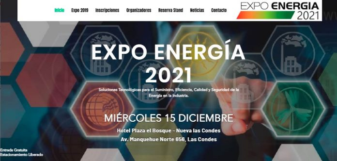 expo energía 2021