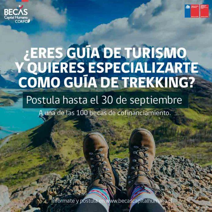 CORFO lanzó programa capacitar a guías de turismo de montaña en Chile