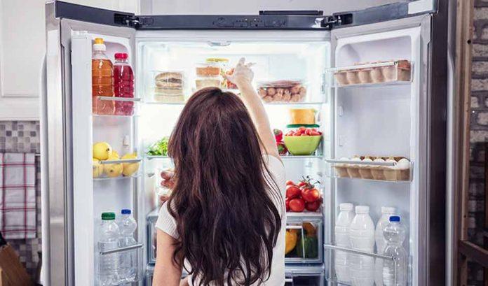 ¿Cuál es el tiempo de vida de los vegetales dentro del refrigerador?