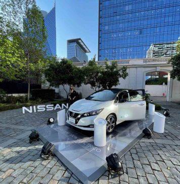 """""""Race to Zero"""": La cruzada mundial por el cambio climático donde el Nissan LEAF es protagonista"""