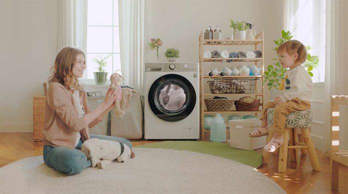 ¡Extiende la vida útil de tus prendas prefiriendo lavadoras con inteligencia artificial!