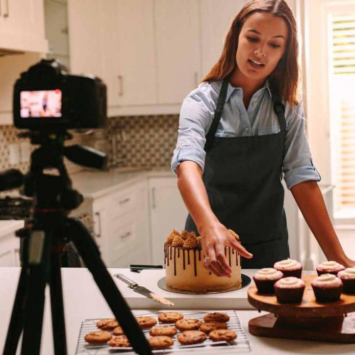 Conviértete en un influencer de la cocina subiendo tus recetas a una reconocida aplicación