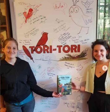 Juegos de Mesa: Tori Tori, diseñado, ilustrado y distribuido en Chile