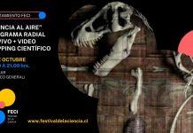 Museo Nacional de Historia Natural se iluminará con espectáculo audiovisual científico para dar inicio al FECI 2021
